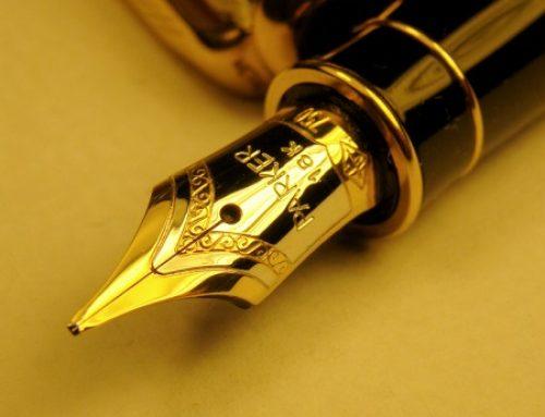 Luksuzno nalivpero Parker Sonnet – tipovi vrha pera. U čemu je razlika?