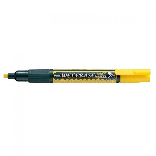 Pentel marker tečna kreda Weterase žuti