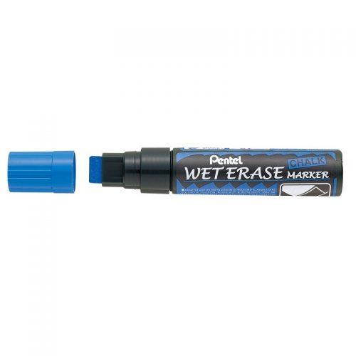 Pentel marker tečna kreda Weterase Max plavi