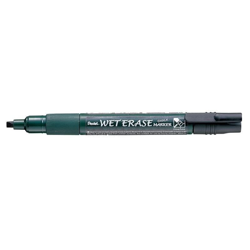 Pentel marker tečna kreda Weterase crni