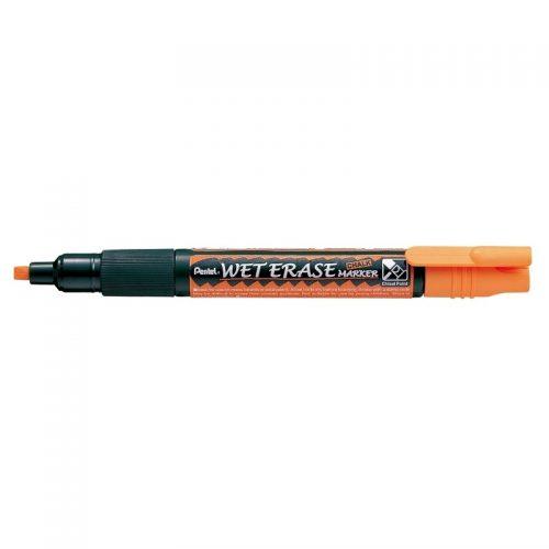 Pentel marker tečna kreda Weterase oranž