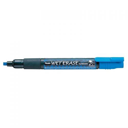 Pentel marker tečna kreda Weterase plavi