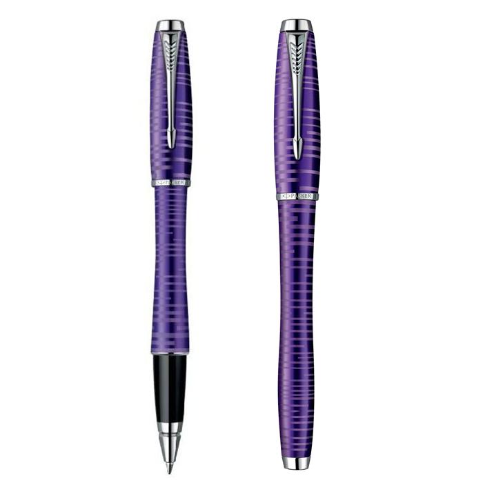 PARKER Roler olovka URBAN PREMIUM Amethyst Pearl CT