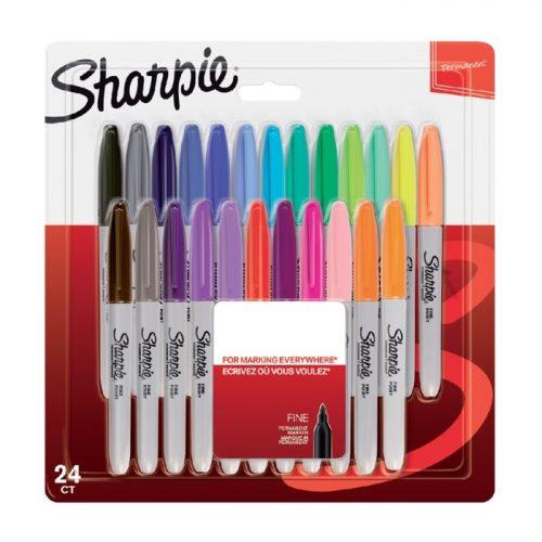 sharpie markeri 24 komada 3026980654054