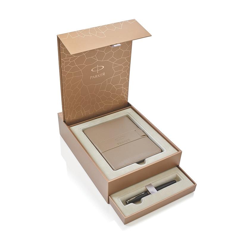 parker sonnet nalivpero sa kutijom i notesom za poklon
